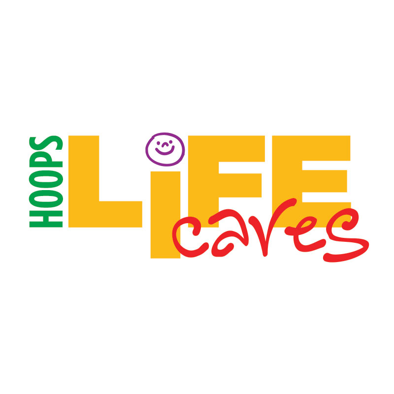 Hoops Life Cares Foundation Logo